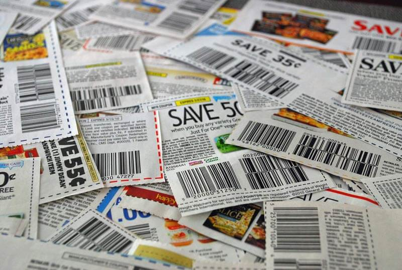 Add Coupons To Your Print Ads