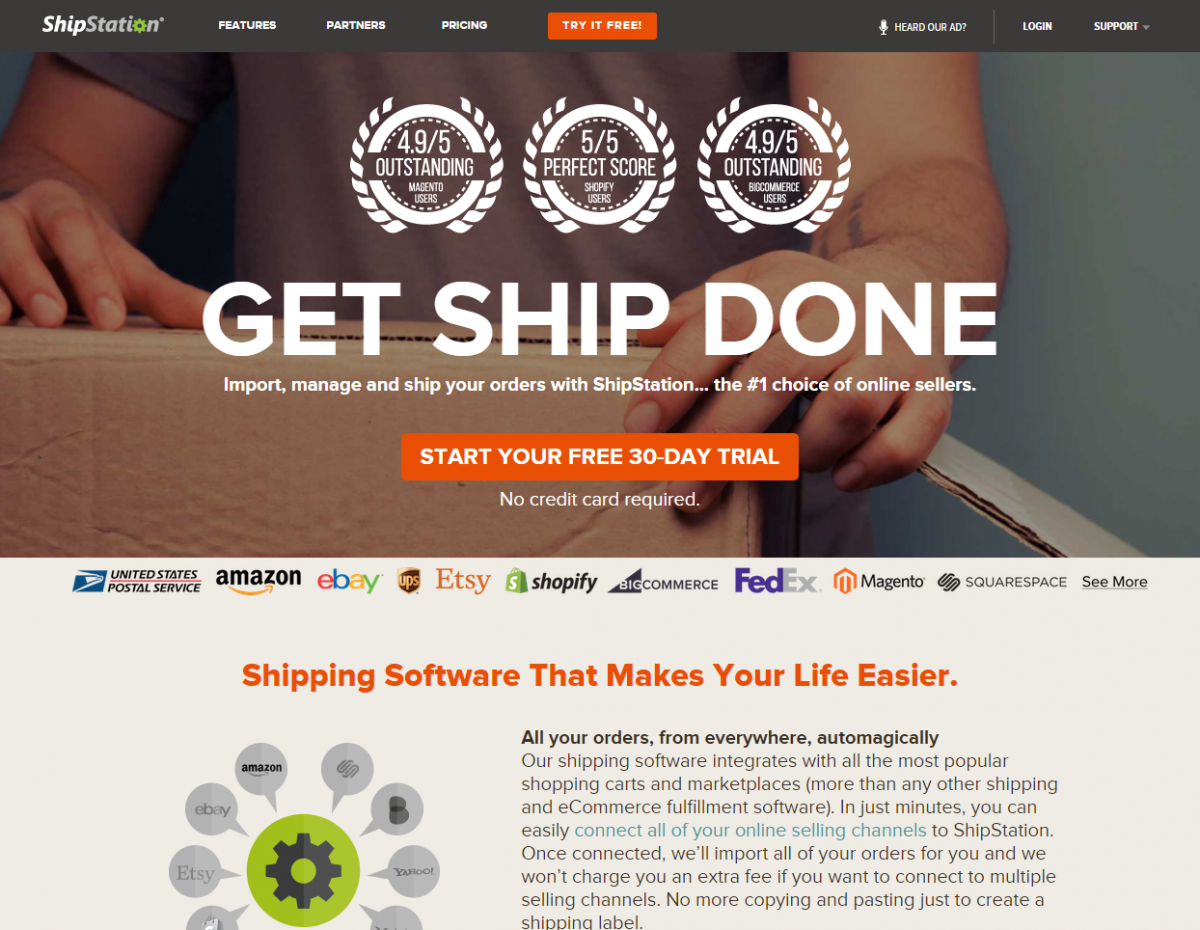 Top 3 Shipping Software for Ecommerce: ShipStation vs