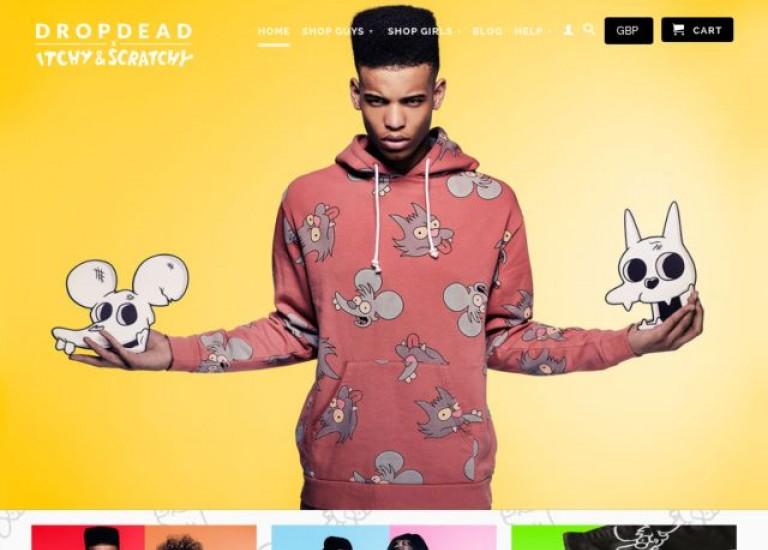 Great eCommerce Website Design