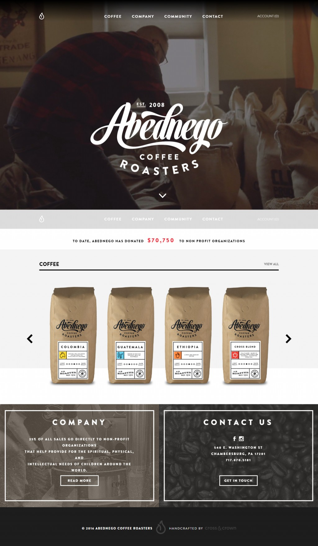 Abednego Coffee Roasters