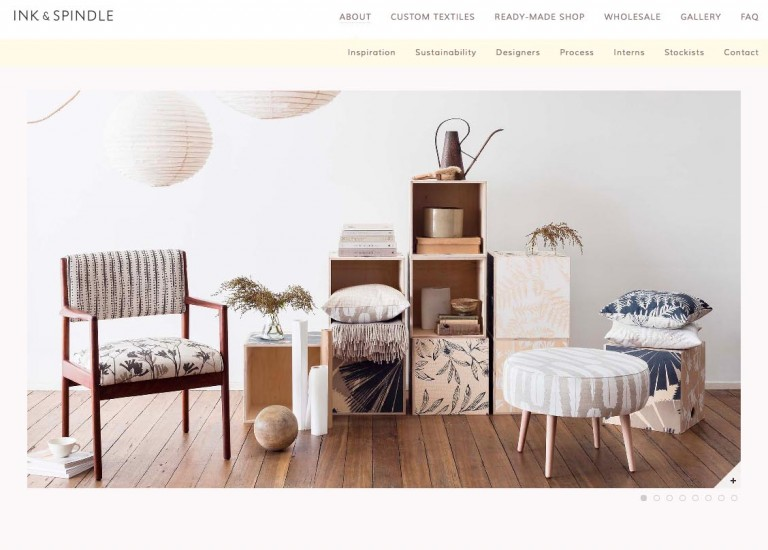 Dwell Home Furnishings On Cart Craze Ecommerce Website Design