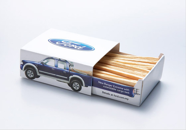 Ford matchstick box concept